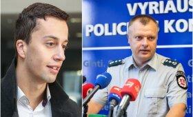 """Vilniaus policija kreipėsi į visuomenę dėl išžaginimu įtariamo """"alfa vyro"""