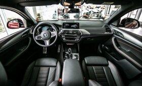 Antros kartos BMW X