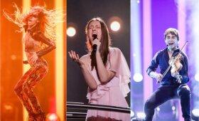 Eurovizijos finalo dalyviai