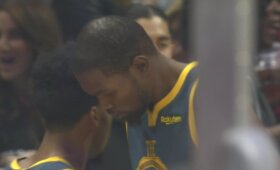 "Gražiausiomis nakties rungtynėmis tapęs ""Clippers"" ir ""Warriors"" mūšis"