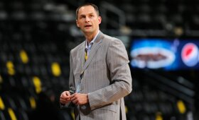 """Karnišovas atmetė karščiausią NBA darbo pasiūlymą – generalinio vadybininko pareigas """"76ers"""" klube"""