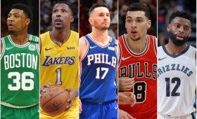 NBA laisvųjų agentų rinka: turtinga, plati ir intriguojanti atakuojančių gynėjų pasiūla