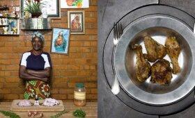 49 metų Joyce Muape iš Zambijos