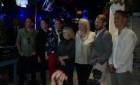 ABBA įrašė dvi naujas dainas, kurios nuskambės gruodį