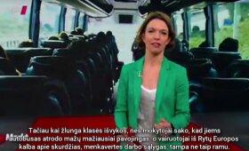 Vokiečių televizija nuvažiavo pas DELFI aprašytą vergvaldį