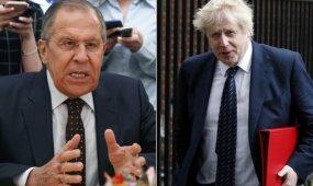 Rusai niršta, britai neatsitraukia