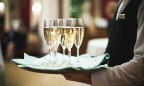 Iš baimės pažeisti naująjį alkoholio įstatymą restoranas pribloškė klientus