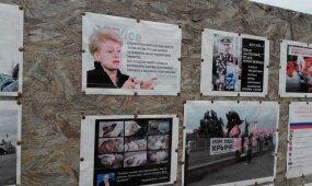 Charkoviečiai pageidauja pasiskolinti mūsų prezidentę: jos reikia Ukrainai