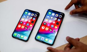 """Paskelbtos """"iPhone Xs"""" kainos lietuviams: nepakaks net dviejų vidutinių atlyginimų"""