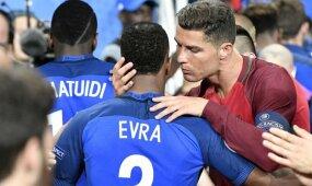 Prancūzo patarimas: jei Cristiano Ronaldo kviečiasi į svečius papietauti – neikite