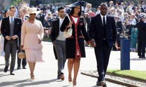 Karališkoji šeima atvyko į princo Harry ir Meghan Markle vestuvių ceremoniją