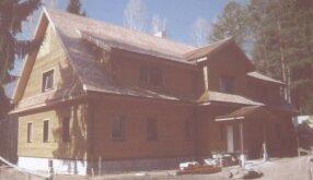 Pirmasis sertifikuotas pasyvus namas