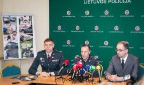Andžejus Roginskis, Linas Pernavas ir Martynas Jovaiša'