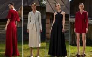 """Naujoje """"Undress"""" kolekcijoje – laikui ir vietai nepavaldi elegancija"""