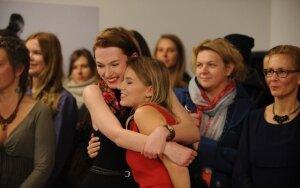 B. Tiškevič-Hasanova: kiekviena mūsų širdyje yra pažeidžiama mergaitė