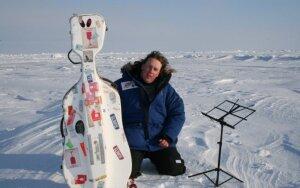 Atvyksta klasikinės muzikos atlikėjas, pirmasis koncertavęs Šiaurės ašigalyje