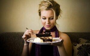Ką daryti, kai valgyti norisi nuolat