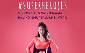 Smurtą patyrusios moterys tapo superherojėmis