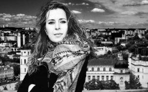 Kaune rengiamas susitikimas su rašytoja Kristina Sabaliauskaite