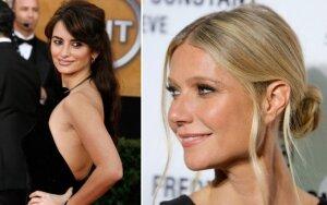 Holivudo aktorės renkasi klasikines šukuosenas, kurios vizualiai jaunina