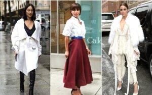 5 madingos detalės, kurios aprangai suteiks prabangos