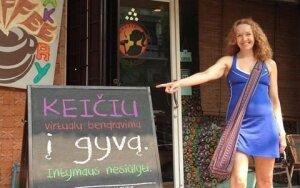 Eva Tombak: man patinka Valentinas!