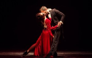 Viliojantis tango vakaras Vilniaus širdyje