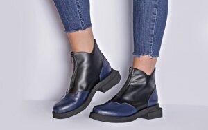 Naujoje rankų darbo batų kolekcijoje vyrauja griežtos formos