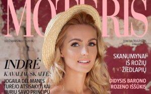 Indrė Kavaliauskaitė-Morkūnienė: mūsų šeima netipiška