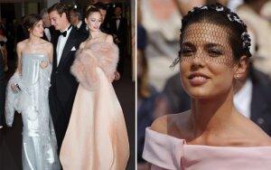 Charlotte Casiraghi neturi oficialaus titulo, bet yra laikoma moderniąja Monako princese