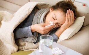 4 dažniausios klaidos gydant peršalimo ligas
