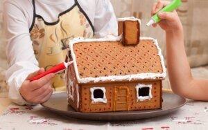 Gardžiausias kalėdinis imbierinis namukas iš vaikystės