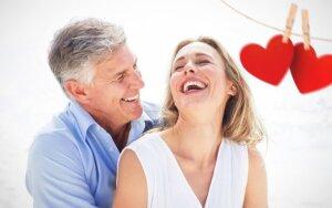 Kaip vyresni vyrai stebina mylimas moteris šv. Valentino dieną