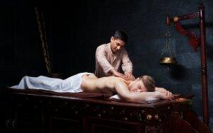Atgaukite jėgas su Indijos meistrų atliekamu masažu. Laimėtojai