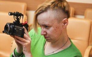 """Marija Turčininova, leidinio """"Onkologijos puslapiai"""" nuotr."""
