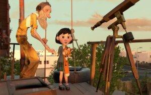 """Užburiantis animacinis filmas """"Mažasis princas"""" – ir suaugusiems, ir vaikams"""