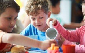 Kur turime kreiptis, jei darželiuose vaikų maitinimas nėra sveikatai palankus?