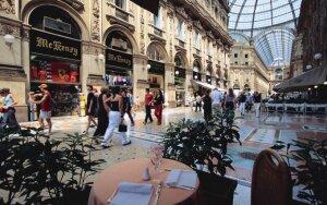 Gastronominės stotelės Milane