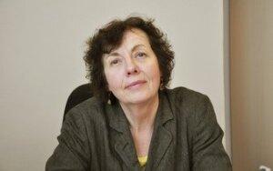 Marija Prokopčik, Vilniaus universiteto (VU) bibliotekos direktorė. S.Kairio nuotr.