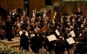 LNOBT sezoną pradės Izraelio filharmonijos orkestro koncertu