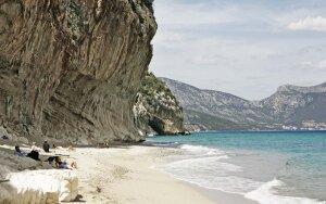 Sardinija – kur peri vėžliai ir gyvena flamingai, ir kartais apsilanko delfinai