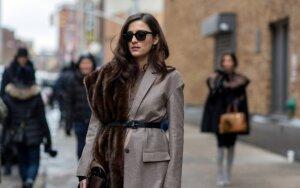 Vėlyvojo rudens deriniai turi būti ne tik stilingi, bet ir šilti
