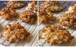 Kukurūzų dribsnių sausainiai – užtruksite vos 15 min.