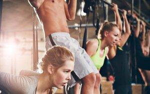 Tai padės ir svorį numesti, ir širdį pastiprinti, ir lankstesniam tapti