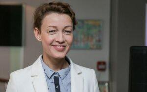 A. Jasaitytė-Čeburiak: moterų meilė sau priklauso nuo makiažo kiekio