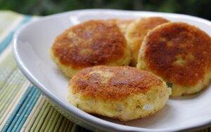 Bulvių kotletukai
