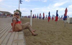 Violeta Baublienė: kam karvei jūra arba malonumas vardu Palmira