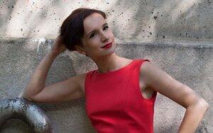 Rašytoja Ugnė Barauskaitė: neturėjau laimės gyventi su mylimu žmogumi