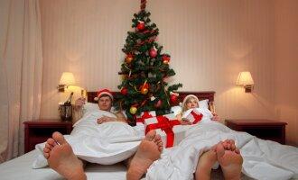 Meilės peripetijos ir kiti įdomūs faktai, susiję su Kalėdomis