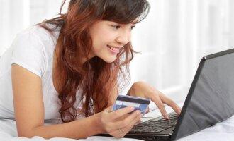 Virtualios mokėjimo kortelės gelbsti jaunimą